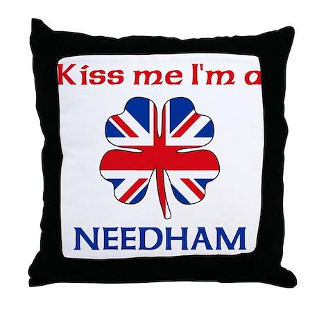 Needham Family Throw Pillow