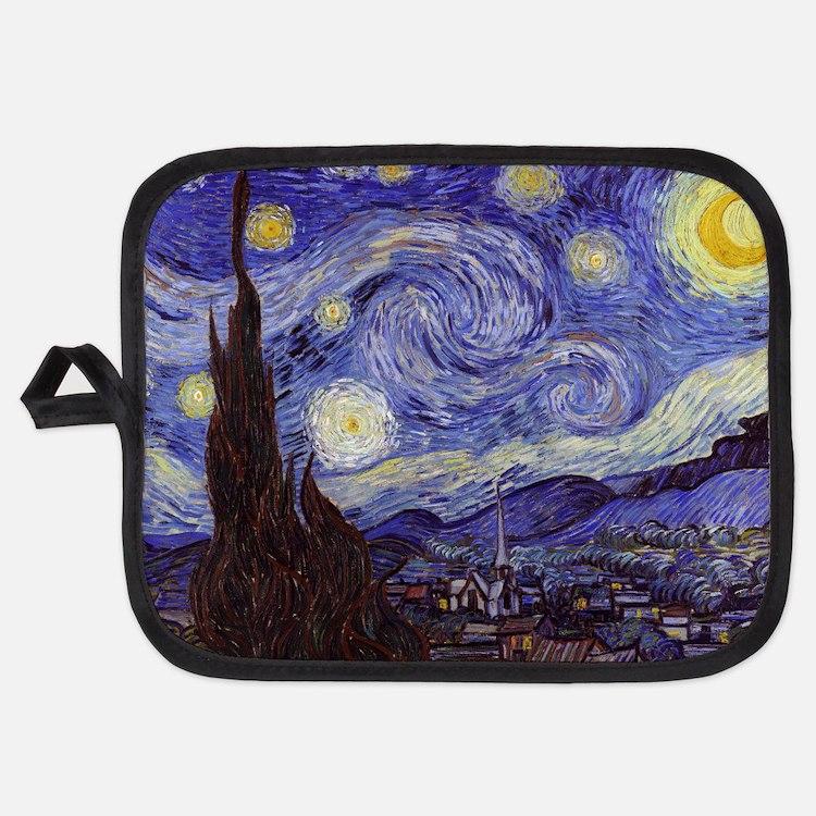 Van Gogh Starry Night Potholder