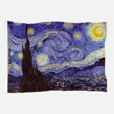 Van Gogh Starry Night Pillow Case