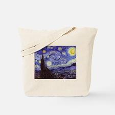 Van Gogh Starry Night Tote Bag