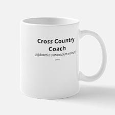 Latin CC Coach Small Small Mug