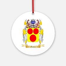 Gavin Ornament (Round)