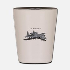A-10A Thunderbolt II Shot Glass