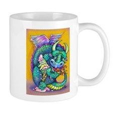 The Hungriest, Most Frustrated Dragon Mugs