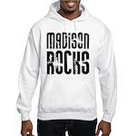 Madison Rocks Hooded Sweatshirt