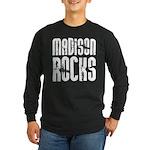 Madison Rocks Long Sleeve Dark T-Shirt