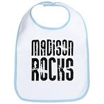 Madison Rocks Bib