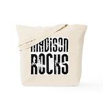 Madison Rocks Tote Bag