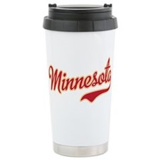 Minnesota Travel Mug
