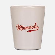 Minnesota Shot Glass