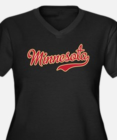 Minnesota Plus Size T-Shirt