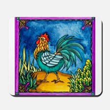 Rooster 2 Mousepad