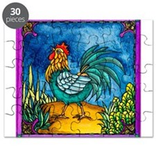 Rooster 2 Puzzle