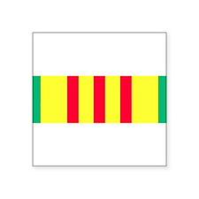 """Cute Viet nam Square Sticker 3"""" x 3"""""""