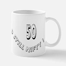 50 and Still Mug