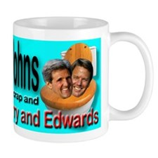 Flush Kerry & Edwards Mug