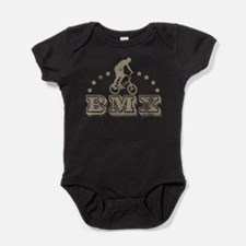 BMX Bicycle Baby Bodysuit