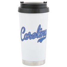 Carolina Blue Travel Mug