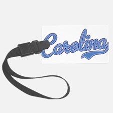 Carolina Blue Luggage Tag