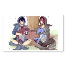 Free! ISC: Rin & Haru Decal