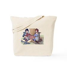 Free! ISC: Rin & Haru Tote Bag
