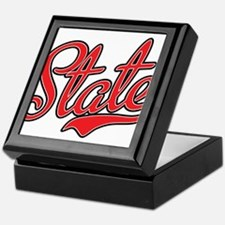 State Keepsake Box