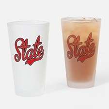 State Drinking Glass
