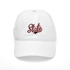 State Baseball Baseball Cap