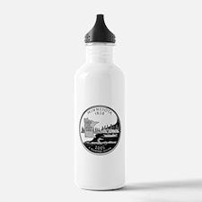 Minnesota Quarter Sports Water Bottle