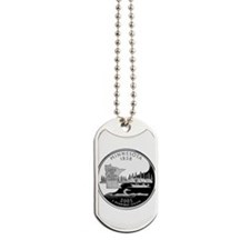 Minnesota Quarter Dog Tags