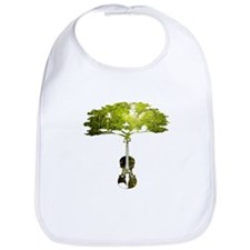 Violin tree Bib