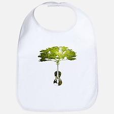 Violin tree Bib