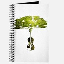 Violin tree Journal