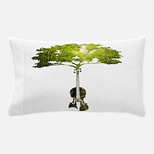 Violin tree Pillow Case