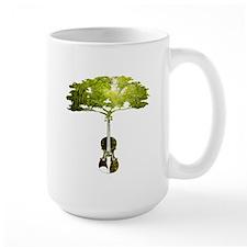 Violin tree Mugs