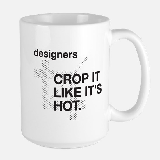 Designers Crop It Mugs