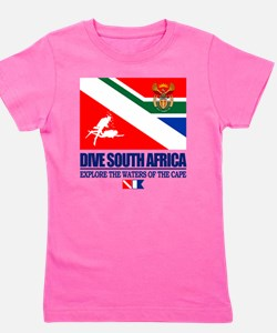 Dive South Africa Girl's Tee