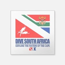 Dive South Africa Sticker