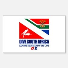 Dive South Africa Decal