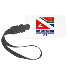 Dive South Africa Luggage Tag
