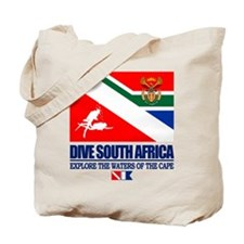 Dive South Africa Tote Bag