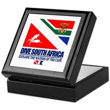 Dive South Africa Keepsake Box