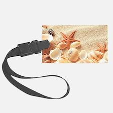Seashells Luggage Tag