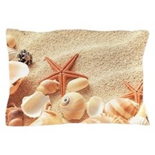 Seashells Pillow Case