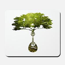 Mandolin Tree Mousepad