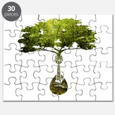 Mandolin Tree Puzzle