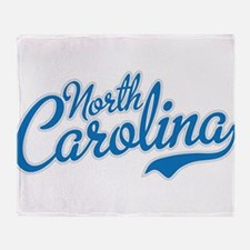 Carolina Throw Blanket