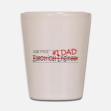Job Dad Elect Eng Shot Glass