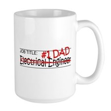 Job Dad Elect Eng Mug