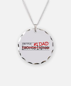 Job Dad Elect Eng Necklace